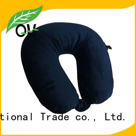 OEM go travel memory foam pillow pillow manufacturers for businessmen