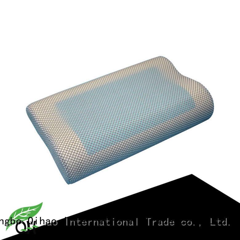 Qihao sandwich gel pillow supply for office