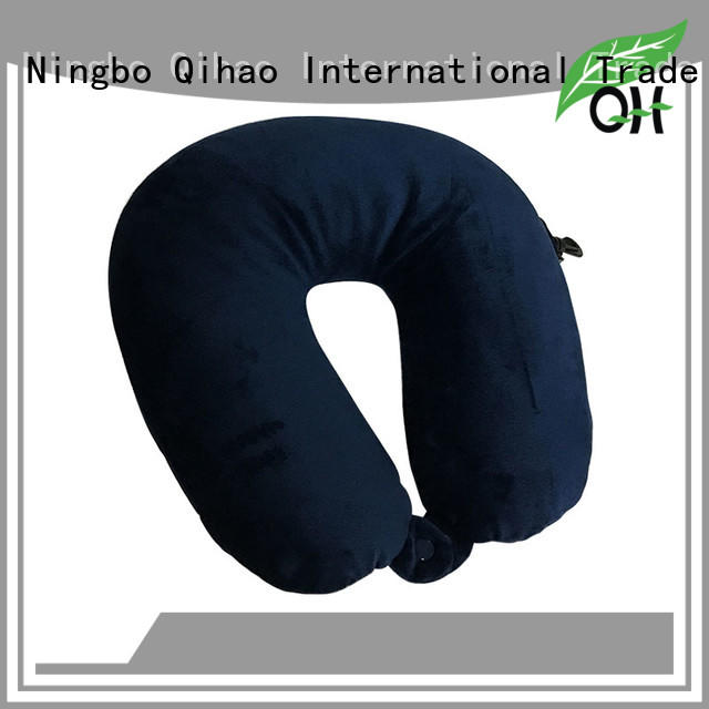 supersoft the best travel neck pillow pillow for sleeping Qihao