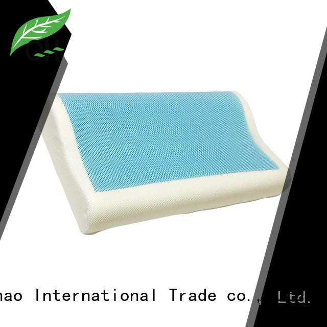 Qihao contour gel contour pillow suppliers for travel