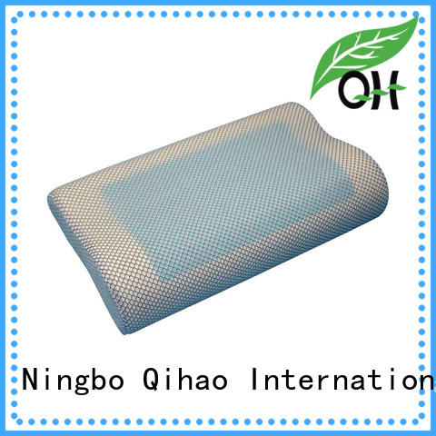 Qihao fine- quality contour gel pillow long-term-use for sleeping