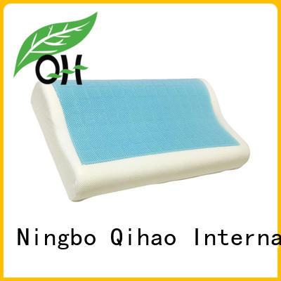 Qihao gel best gel pillow for business for travel