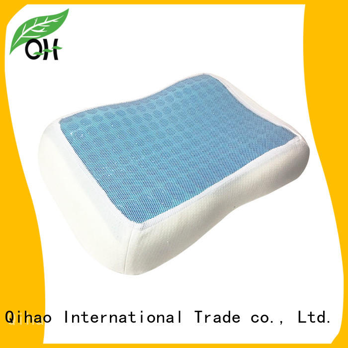 portable gel pillow layer factory for travel