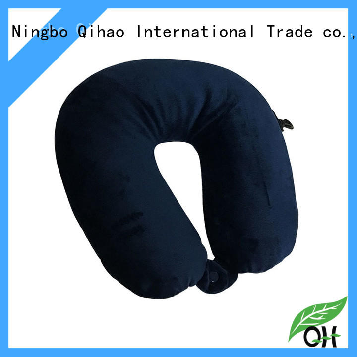Qihao high-quality best neck support travel pillow for business for travel