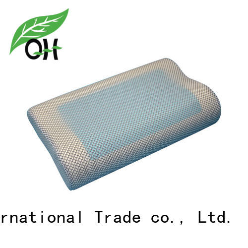 Qihao portable contour gel pillow for business for office