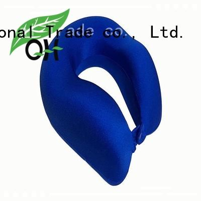 Qihao oem the best memory foam pillow supply for office