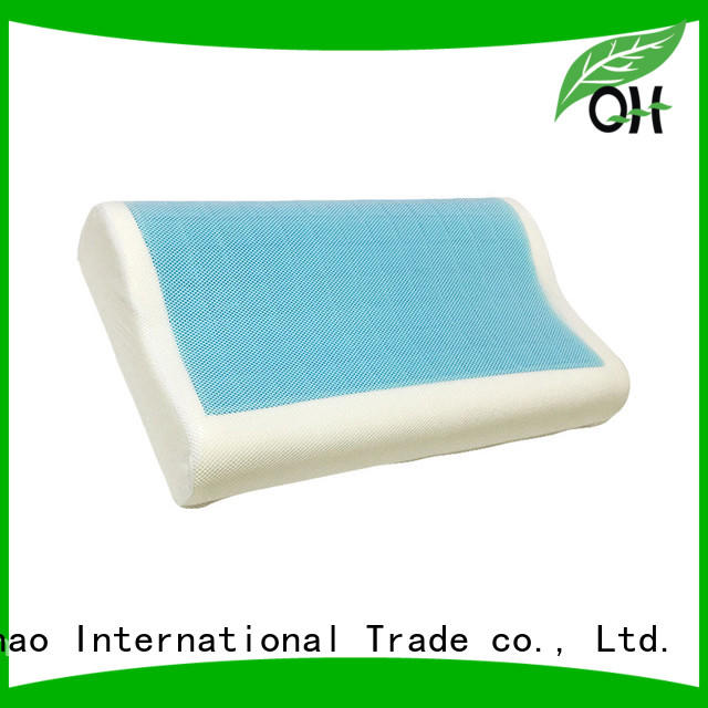 environmental bed memory foam pillow order now