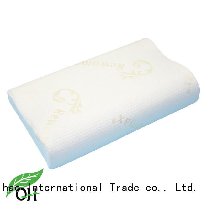 new-arrival thin memory foam pillow cover manufacturers for student