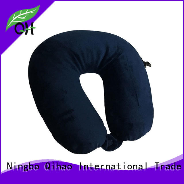 Qihao OEM micro bead neck pillow hook for a rest