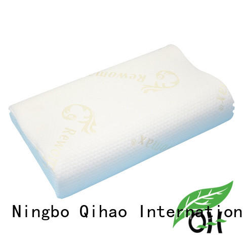 high-quality king size memory foam pillow air in different color for a rest