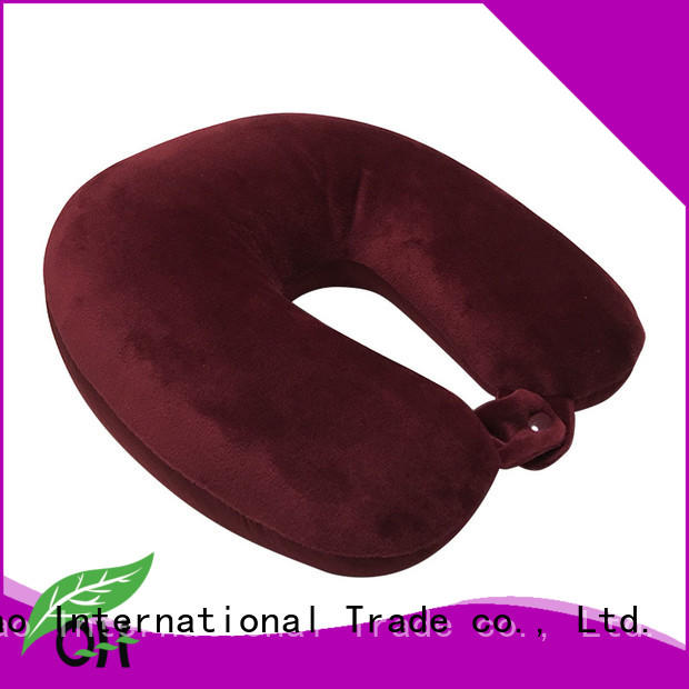 New neck rest pillow for travel microbead factory for travel